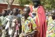 1 sa majest+® naaba kiiba en cheval, regagnant son palais