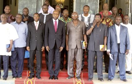 ... action syndicale fait (...) - leFaso.net, l'actualité au Burkina Faso
