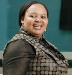 L'une des nombreuses épouses du Président Jacob Zuma.