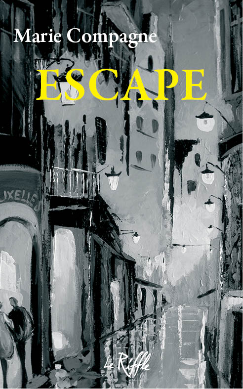 1EME DE COUVERTURE escape