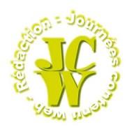 JCW - rédaction, écriture, image : le contenu