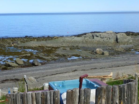 Auberge Sea Shak - Gaspésie, Québec