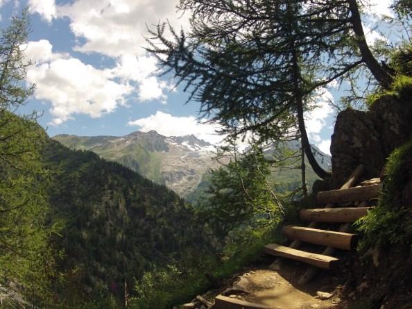 Réserve des Aiguilles Rouges, Chamonix