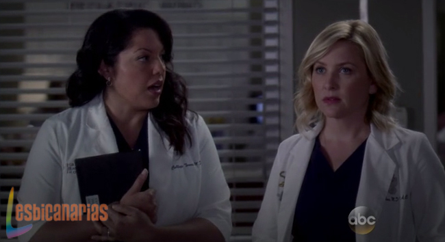 Callie y Arizona