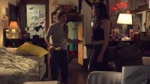 Carmilla y Laura discuten