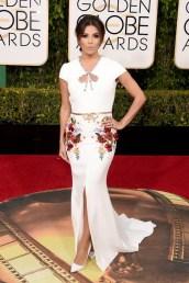 Eva Longoria Golden Globes 2016