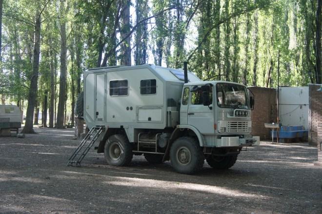 L'étrange camping-car NUAJ