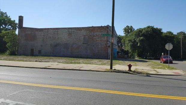 Former Sax Club location