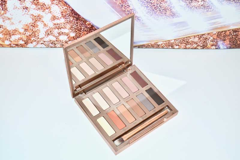 palette naked ultimate basics-ouverte