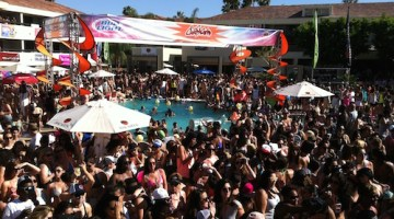 The Dinah Pool Party