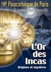 L'or des Incas, Pinacothèque de Paris