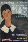 Modigliani, Soutine et l'aventure de Montparnasse, Pinacothèque de Paris