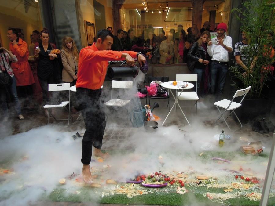 Performance de River Lin