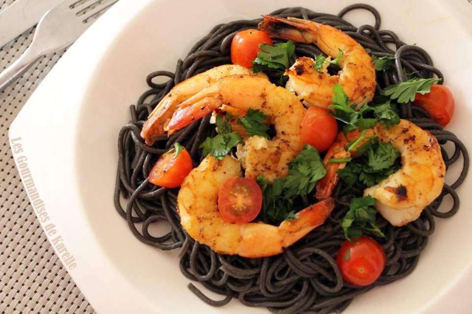 10 - Spaghetti Noire