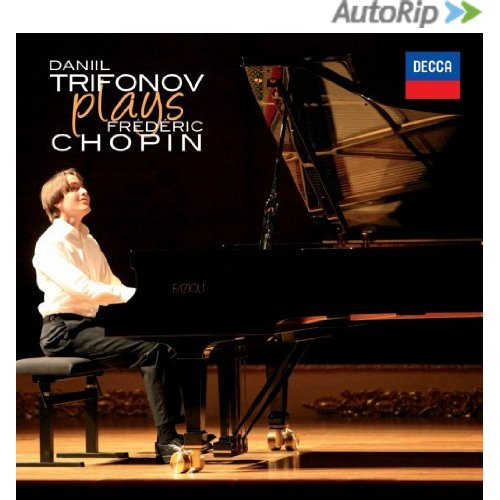 Daniil Trifonov plays Chopin (Decca, 2012)