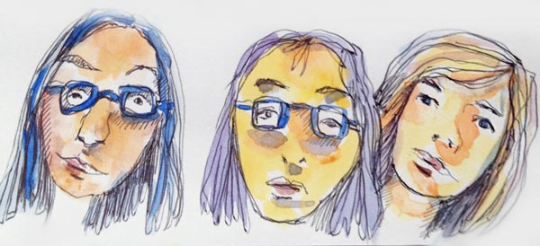 #5 Atelier Créatif de Weekly Drawing Challenge
