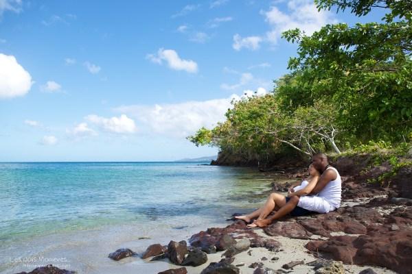 Photo grossesse Martinique 1