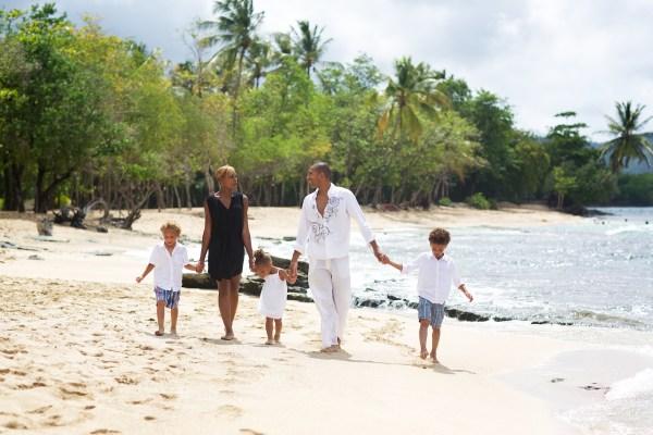Seance famille plage Sainte Luce 7