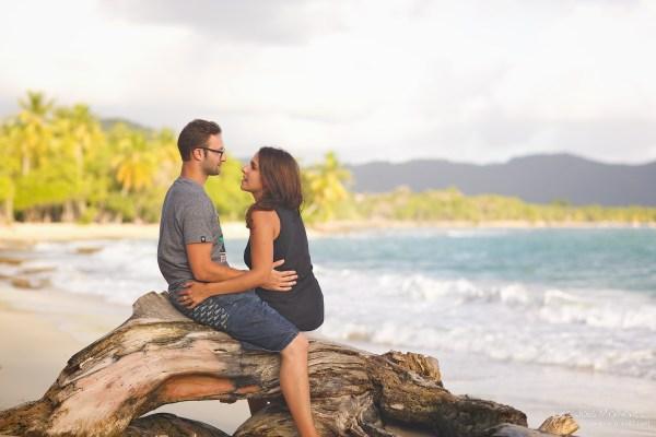 Marion et Arnaud seance amoureux Martinique 10
