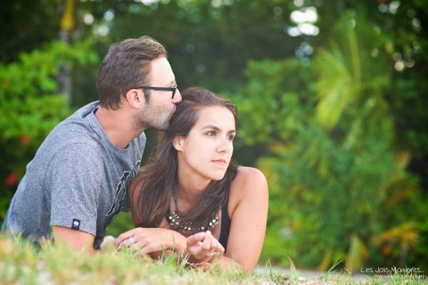 Marion et Arnaud seance amoureux Martinique 19