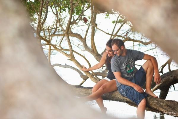 Marion et Arnaud seance amoureux Martinique 21