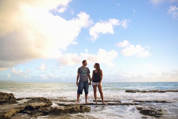Marion et Arnaud seance amoureux Martinique 31
