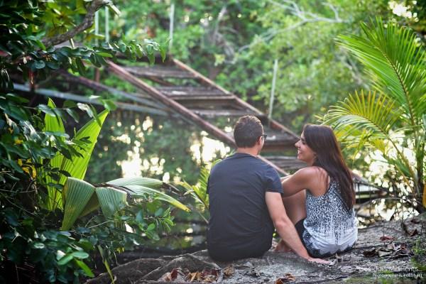 Marion et Arnaud seance amoureux Martinique 44