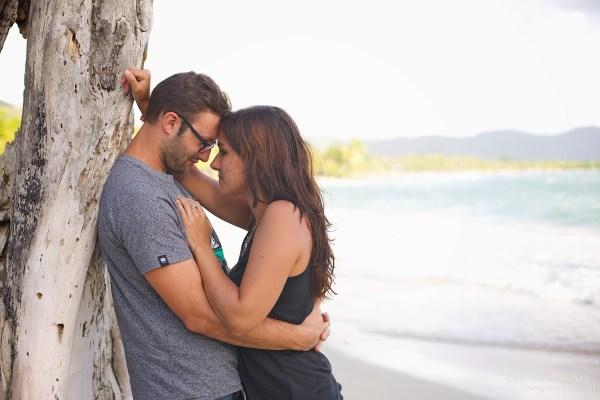 Marion et Arnaud seance amoureux Martinique 6
