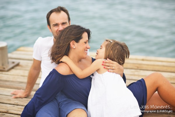 Seance grossesse en famille a la plage Martinique 16
