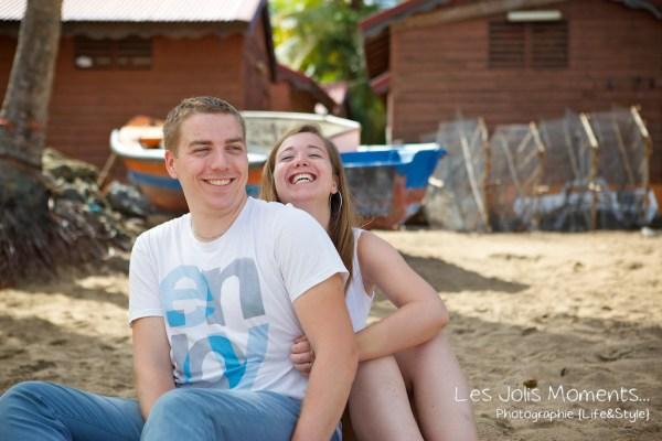 Seance couple en Martinique 9