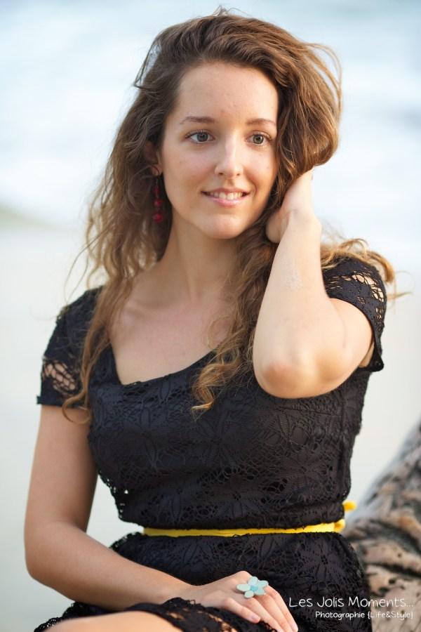 Seance portrait jeune femme martinique 10