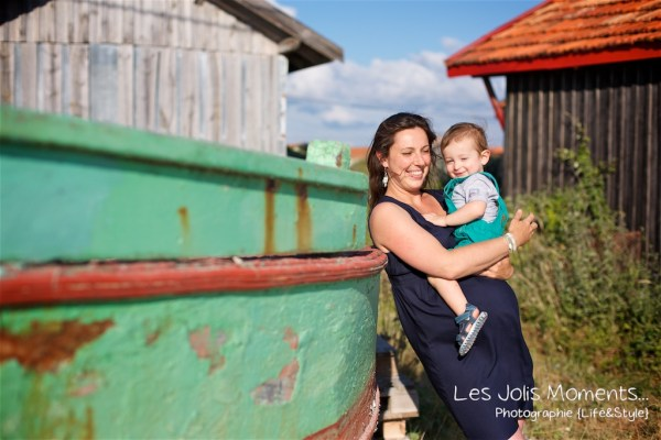 Seance grossesse en famille Bassin Arcachon 12