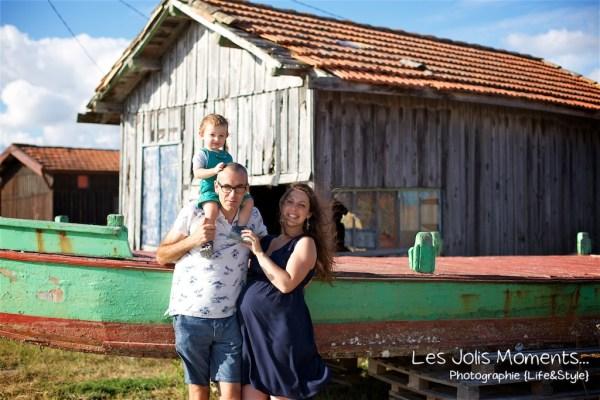 Seance grossesse en famille Bassin Arcachon 8