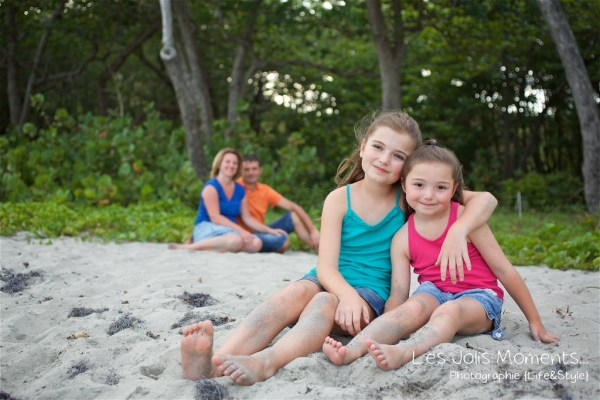 Seance famille en vacances au Diamant 22