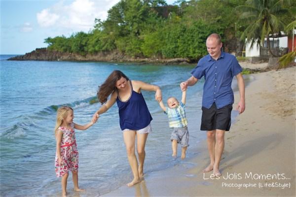 Seance a la plage a Anse Figuier Sainte Luce 11