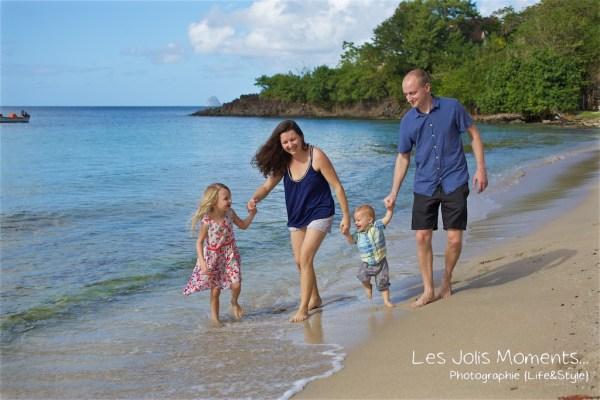 Seance a la plage a Anse Figuier Sainte Luce 12