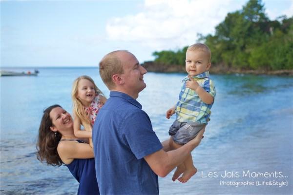 Seance a la plage a Anse Figuier Sainte Luce 13