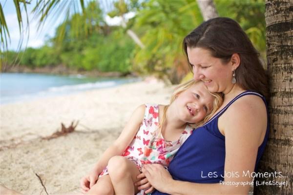 Seance a la plage a Anse Figuier Sainte Luce 18