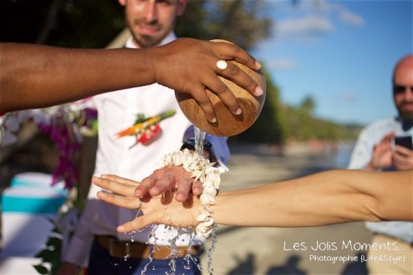 Ceremonie de mariage sur une plage de Martinique 2 (1)