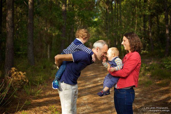 Seance en famille a Moliets 26