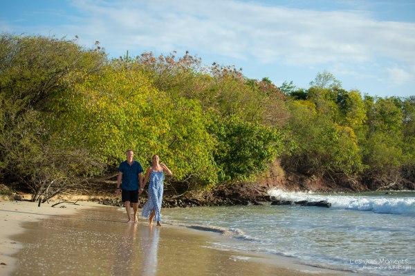 Seance engagement aux Salines Martinique 12