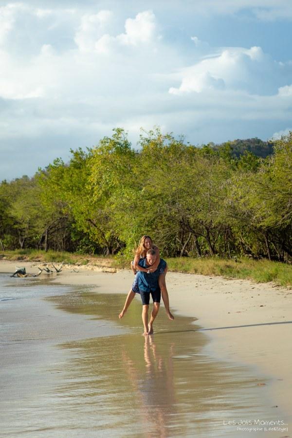 Seance engagement aux Salines Martinique 13