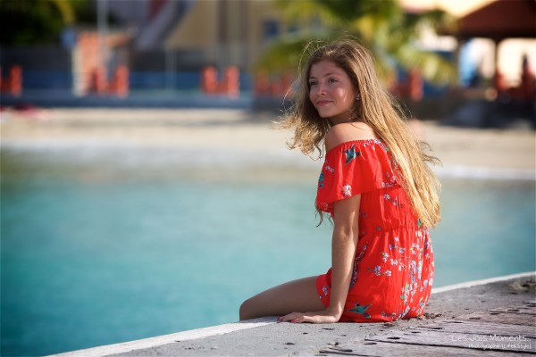 Seance Portrait adolescente 16 ans Martinique 1