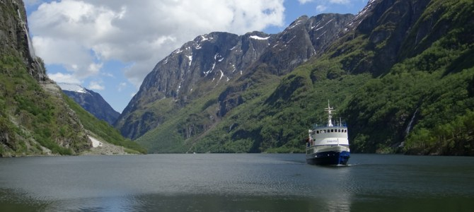 Scenic Scandinavia and its Fjords