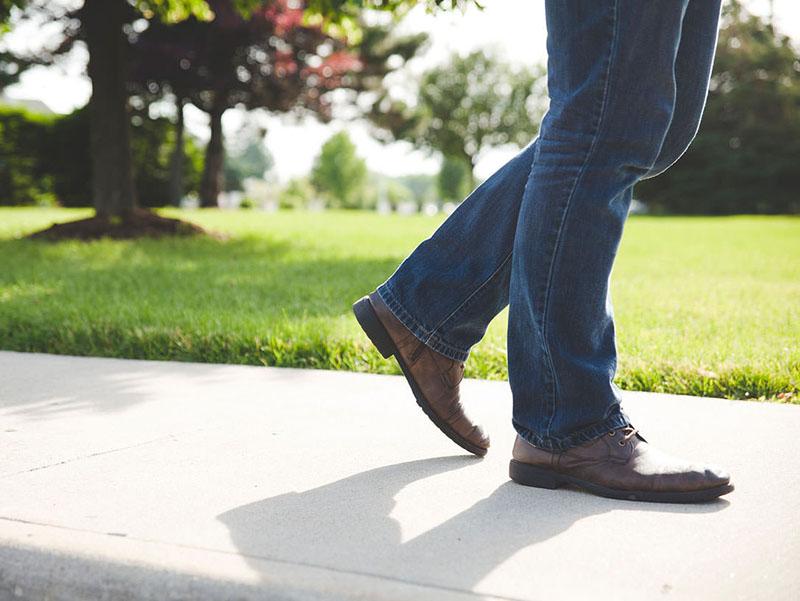 Envelhecimento: o jeito de andar pode revelar nossa expectativa de vida.