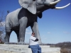 Jumbo the Elephant, St. Thomas, Ontario