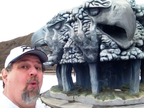 Sumoflam and Thunderbirds in Bismarck, ND