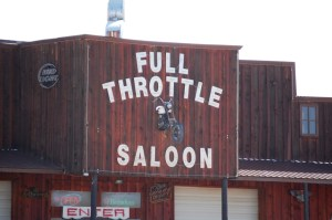 Full Throttle Saloon in Sturgis, SD