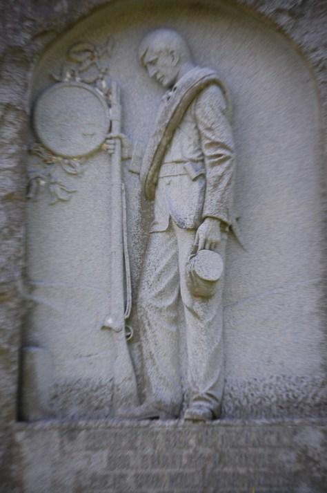 Sculpture at Vicksburg
