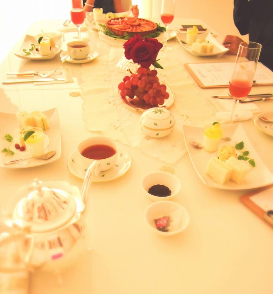 紅茶教室 紅茶専門店 東京